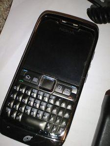 Nokia E Series E 71 Straight Talk Smartphone Cell Phone