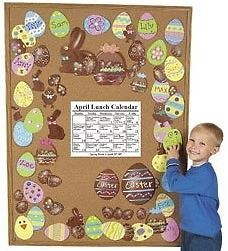 Easter bulletin board teacher supplies preschool classroom decorations