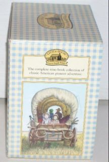 Little House on The Prairie Boxed Set Wilder Brand New with Slipcase School Home
