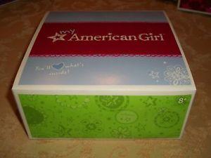 American Girl Doll AG Empty Box Travel Set MYAG