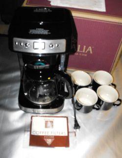 Gevalia Coffee Maker Models : Mr Coffee Maker 4 Cup on PopScreen