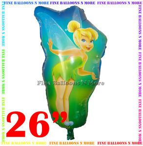 Jumbo Tinkerbell Birthday Party Balloon Fairies Party Supplies