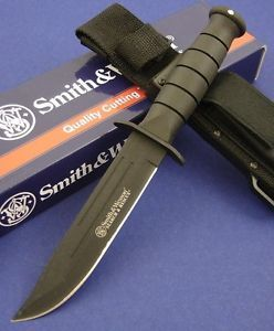 Smith Wesson Search Rescue Marine Combat Knife