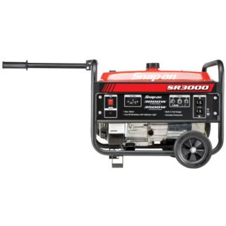 Snap ON® 3000W 3500w Portable Gas Generator Carb 6 5HP New