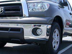 2010 2011 Toyota Tundra Fog Light Complete Kit