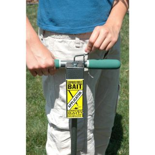 New Yard Butler Gopher Mole Bait Applicator Easy Clean Effective Pest Control