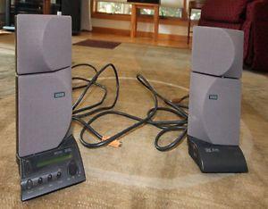 Altec Lansing ADA885 Computer Speakers