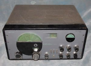 Hallicrafters SX 42 Communications Receiver