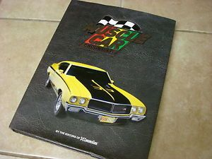Muscle Car Chronicle by Consumer Guide 2011 Hardcover Picture Book