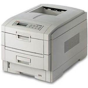 Oki C7350 Color Workgroup Laser Color Printer Networked Tested Page Count 66752