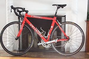 Specialized s Works E5 Road Bike 55cm 2003 Ultegra Components