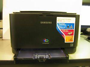 Samsung CLP 315 Color Laser Printer