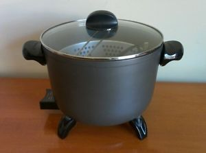 ... Presto Kitchen Kettle Multi Cooker Steamer ...