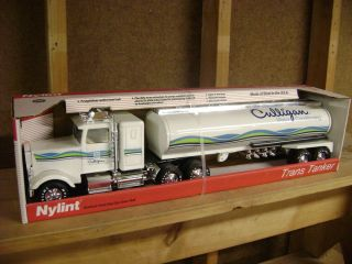 Nylint Culligan Water Conditioning Tanker 18 Wheeler Tractor Trailer Semi Truck