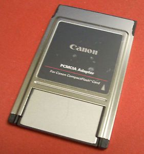 32MB Compact Flash ATA PC Card PCMCIA Adapter Janome