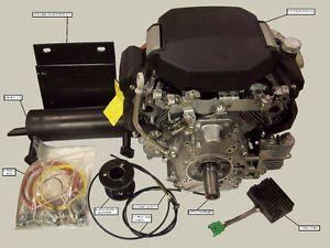 New Honda GX630 Complete Repower Kit for John Deere 420 PM