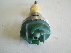 2001 Ski Doo MXZ 800 x Water Pump Oil Pump Shaft Assembly 420837421