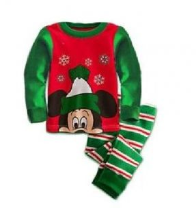 Baby Christms Xmas Santas Party Suit Costume Dress Outfit Snowman Deer Gift
