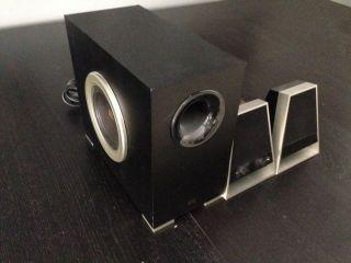 Altec Lansing VS2621 Computer Speakers 0021986801818