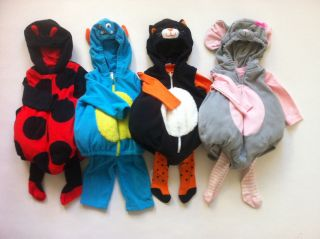 Carter's Baby Toddler Boys Girls Halloween Costume 0 24 Months