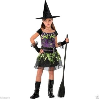 Pirates Witches Skelatons Girl Costumes New Too Cute from Toddlers to Preteen NW