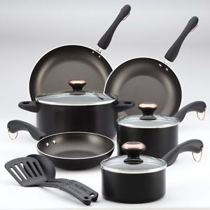 Paula Deen Signature aap 11 Piece Cookware Set 21608