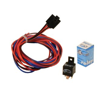 Universal Radiator Cooling Fan Relay and Wiring Kit
