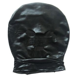 Latex Rubber 0 45mm Hood Head Mask Open Mouse Eyes Costume Catsuit Suit Fashion