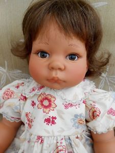 "Lee Middleton Doll 5 14 02 Reva Schick Design 22"" Realistic Babytoddler Original"