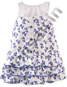 Papa Baby Cotton Frock 221713