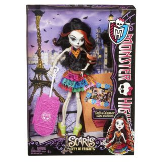 Monster High Scaris The City of Frights Skelita Calaveras Doll