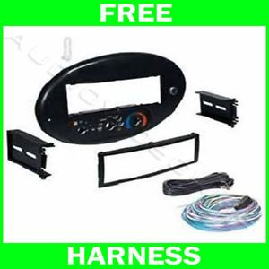 Ford Taurus Sable Car Stereo Mounting Kit CD Player Radio Dash Kit Face Harness