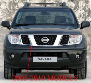Front Grill Grille Hammer Nissan Frontier Navara D40 2005 Pathfinder 2005 2009