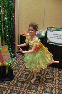 Glitz Pageant OOC Fairy Wear