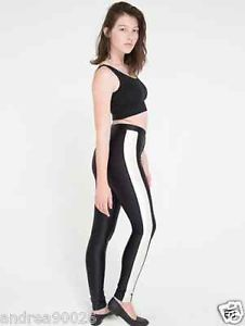 American Apparel Two Tone Disco Pants