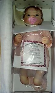 "Ashton Drake So Truly Real ""Baby Emily Celebration of Life"" Reborn Cert of Auth"