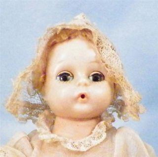 Madame Alexander Little Genius Doll 1960s Original Clothes 7 in Vintage Baby