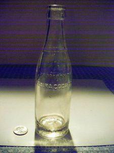Straight Side Coca Cola Bottle