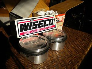 Wiseco Piston Kit 883 Overbore 1200cc Evolution Big Bore Kit K1628 Sportster