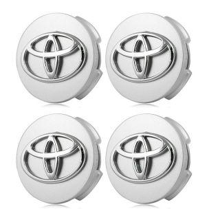 Wheel Center Cap Toyota Camry Corolla Avalon Venza New 62mm 4pcs