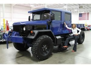 1978 Custom Jeep M35A2 4x4 2 1 2 Ton $120 000 Frame Off Restoration Modification
