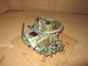 Holley Carburetor List 4412 2 Carb 500 CFM 2 Barrel Race