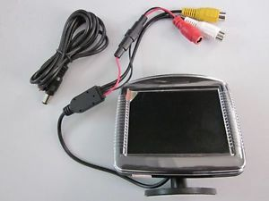 New 3 5 inch TFT LCD Screen Car Rear View Monitor for Car Back Up Camera DVR