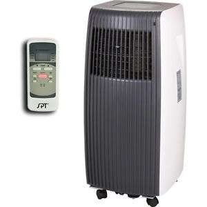 Small air conditioner on popscreen for Small room portable air conditioners