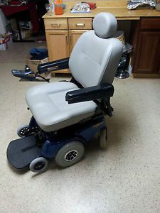 Jazzy 1113 by Pride Joystick Power Electric Chair Mobility Scooter Wheelchair