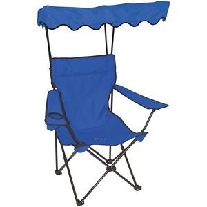 Folding Camp Chair Canopy On PopScreen