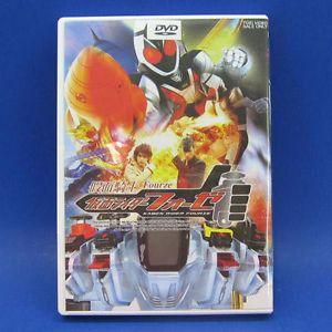 Japanese Drama DVD Kamen Rider Fourze
