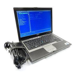 """Dell Latitude D630 14"""" Laptop 2 4GHz Core 2 Duo 2GB PC2 5300 120GB DVDRW"""