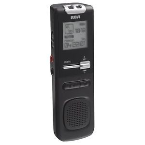 Ghost Hunters Tool EVP Digital Voice Recorder RCA VR5320R 400 Hrs Built in USB