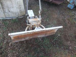 "SS 12 14 16 GT 18 42""  Suburban Garden Tractor Snow Plow Blade"